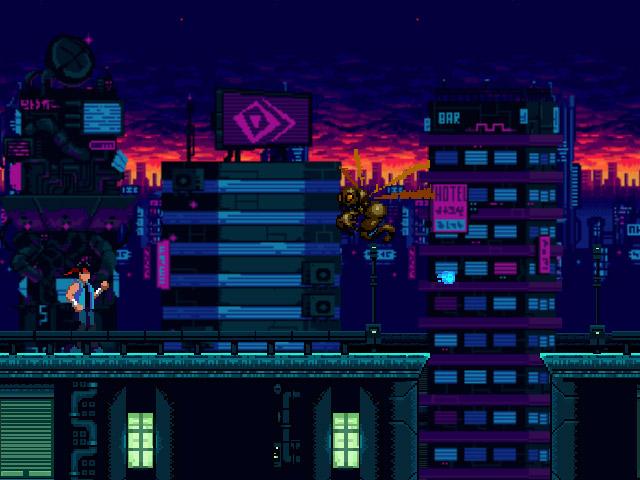 Alien Strike screenshot